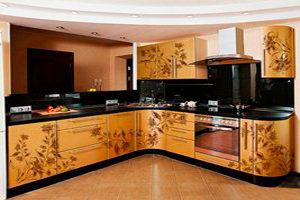 Кухни из Акрила