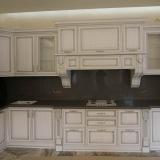 кухня из массива ясеня-2