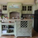 кухни из массива дуба-2