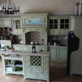 кухни из массива дуба-3